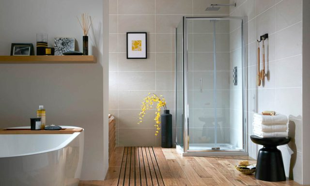Commercial photography – Specialist bathroom room sets