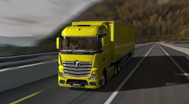 CGI Truck Image